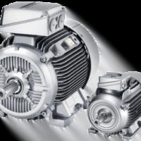 Motor electrico trifásico Siemens | 1000 rpm | 6 polos