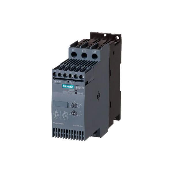 Arrancador Suave Sirius 3RW30 Prestaciones Simples | Siemens