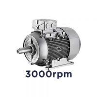 Motor electrico trifásico Siemens | 3000 rpm | 2 polos