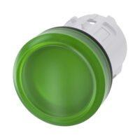 Lámpara de Señalización 22 mm - Siemens - 3SU1001-6AA40-0AA0